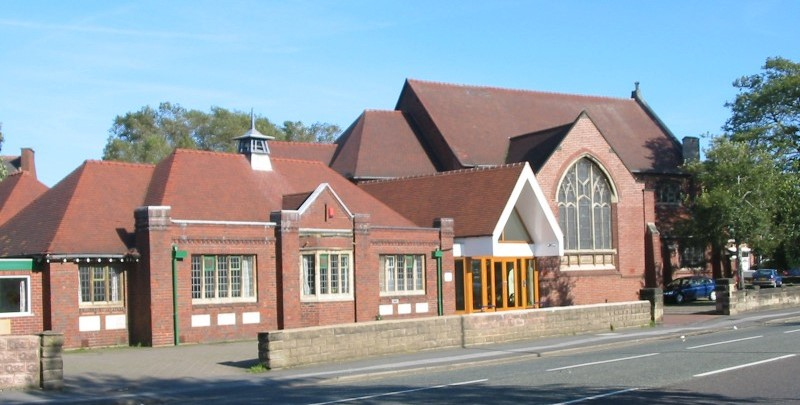 Chester Road Baptist Church 2